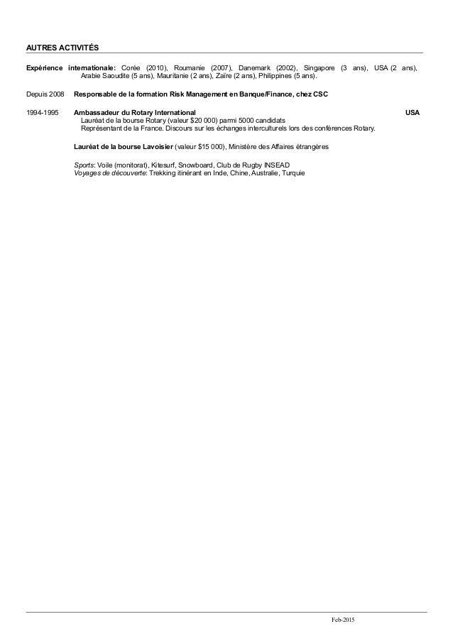 cv chea limdara  risk  banque  management projet  2016