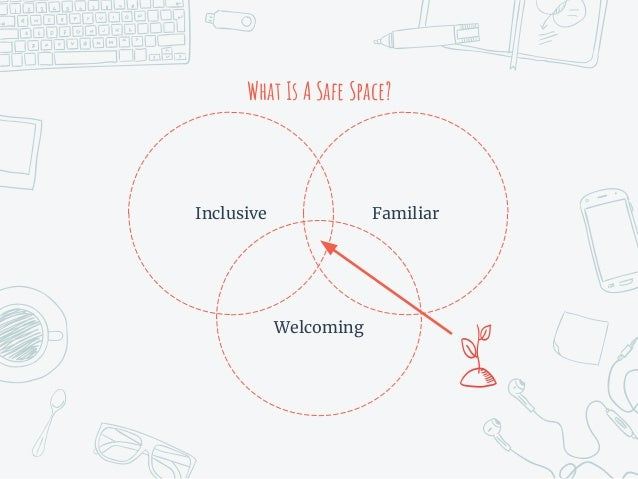 What Is A Safe Space? Welcoming Inclusive Familiar