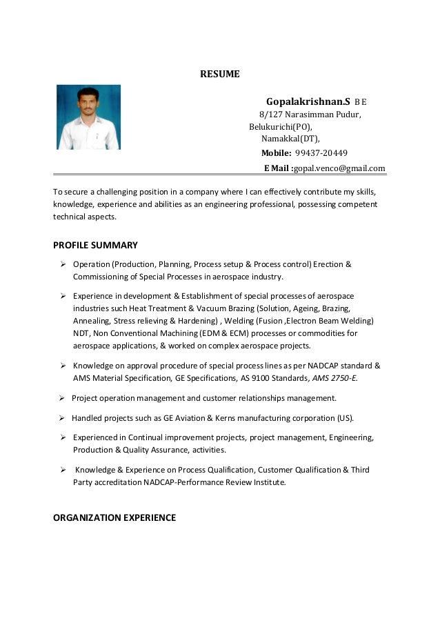 gopal senior engineer