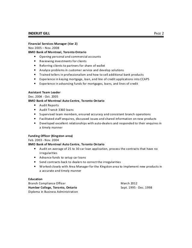 inderjit gill resume