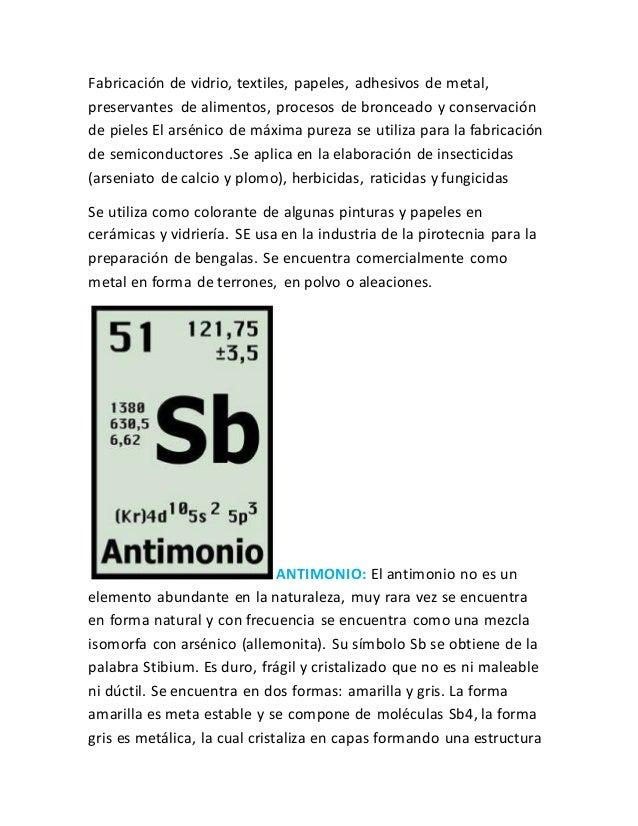 Grupos de la tabla periodica raticidas y fungicidas 17 urtaz Images