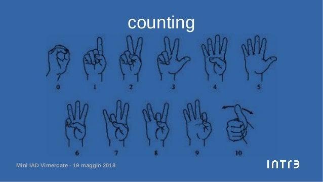 Mini IAD Vimercate - 19 maggio 2018 counting
