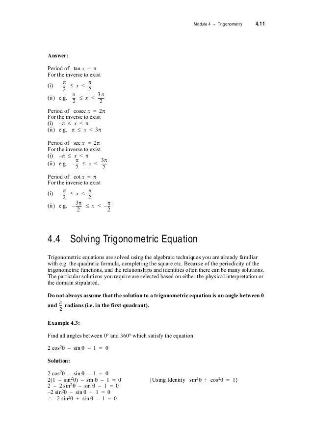 D4 trigonometrypdf