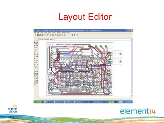 EAGLE CadSoft v6.5 Powerpoint Presentation