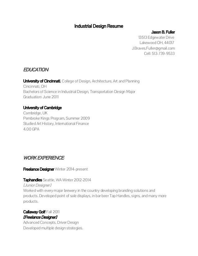 fuller  jason resume