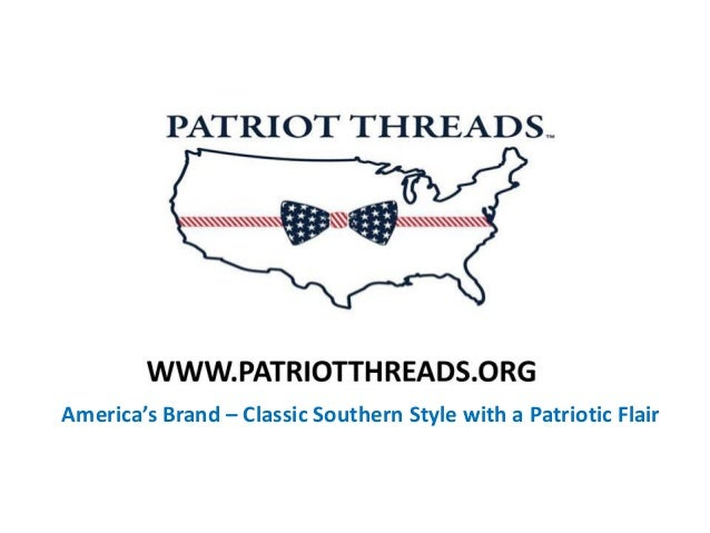 Patriot threads college ambassador program americas brand classic southern style with a patriotic flair malvernweather Gallery