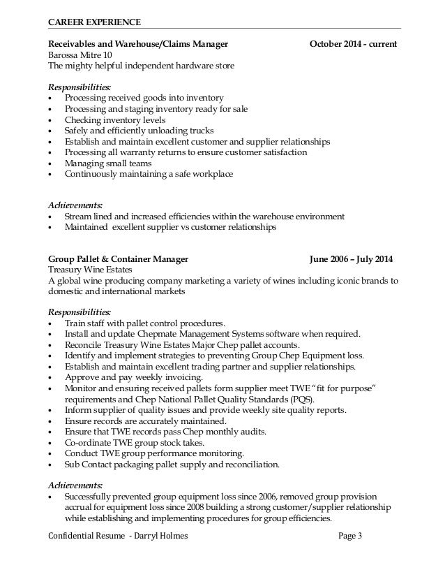 highlights of qualifications customer service resume functional