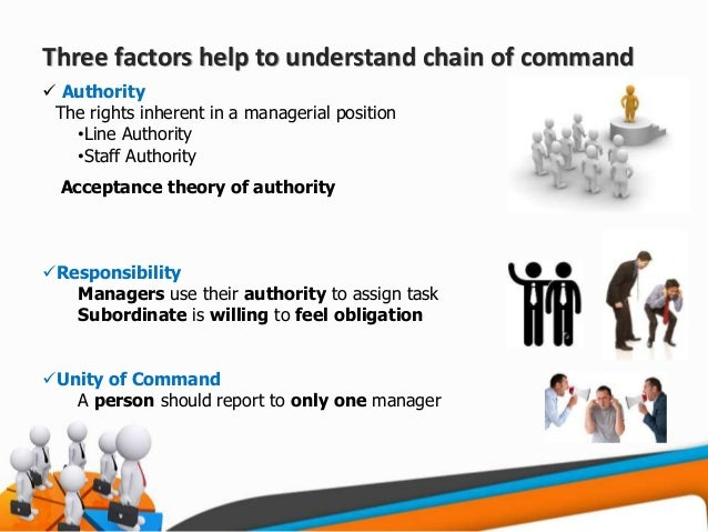 span of control Span of control is widely taught in management schools and widely employed in large organizations like the military, government agencies and educational institutions.