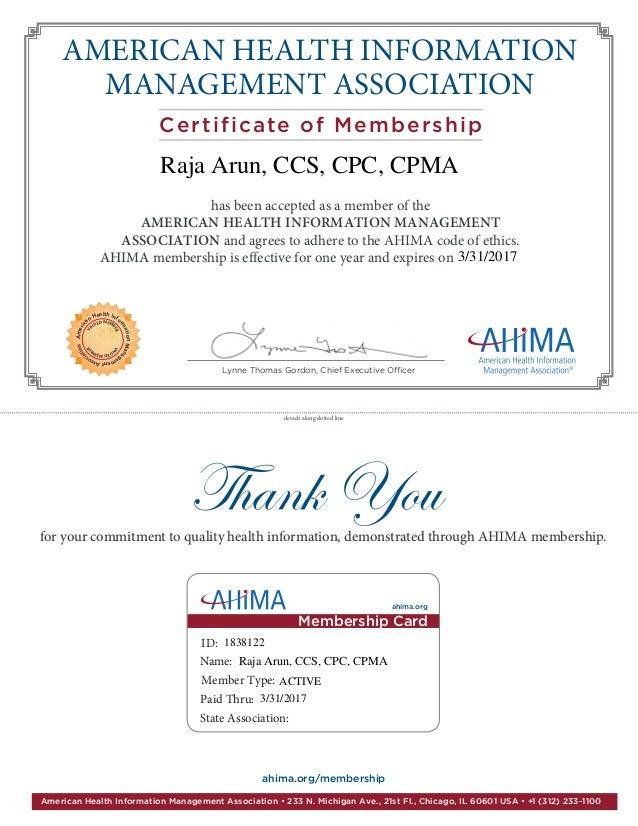 Certificationcard Raja
