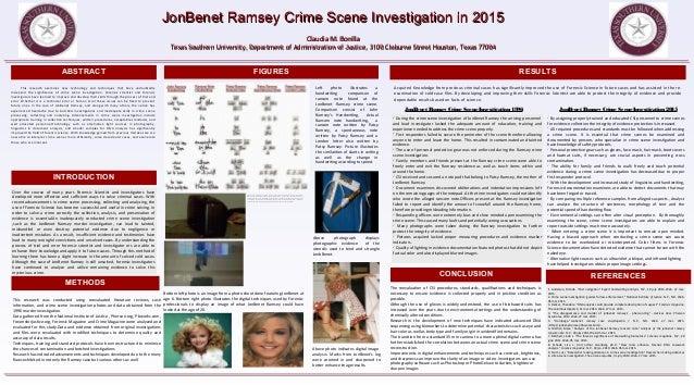 Click to edit Master subtitle style JonBenet Ramsey Crime Scene Investigation in 2015JonBenet Ramsey Crime Scene Investiga...