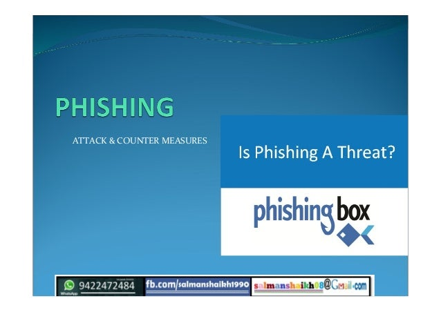 ATTACK & COUNTER MEASURES