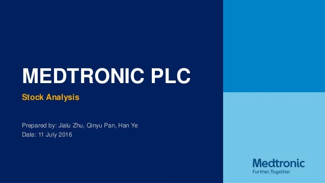 final medtronic plc ppt