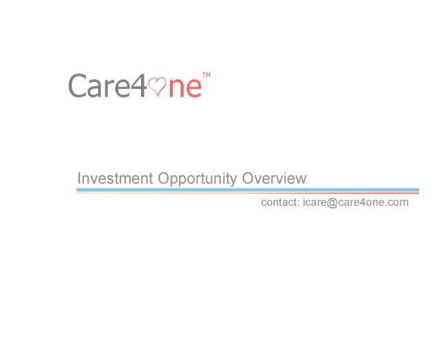 Care4One_Investors_Brief_02Jun10