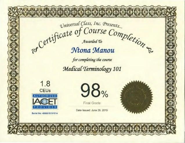 medical terminology- june2015