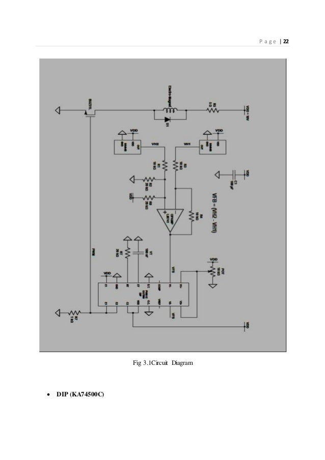 Magnetic Levitation Projects Of Circuit Diagram | Full Report Magnetic Levitation System