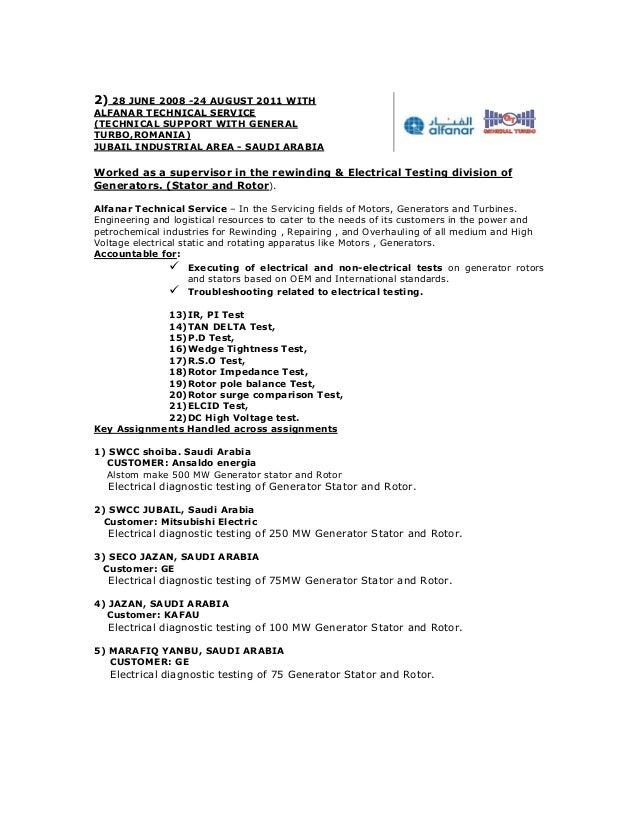 GOPAKUMAR G NAIR -CV Updated 25-06-2015