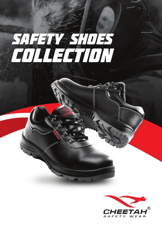 cheetah safety shoes 2016