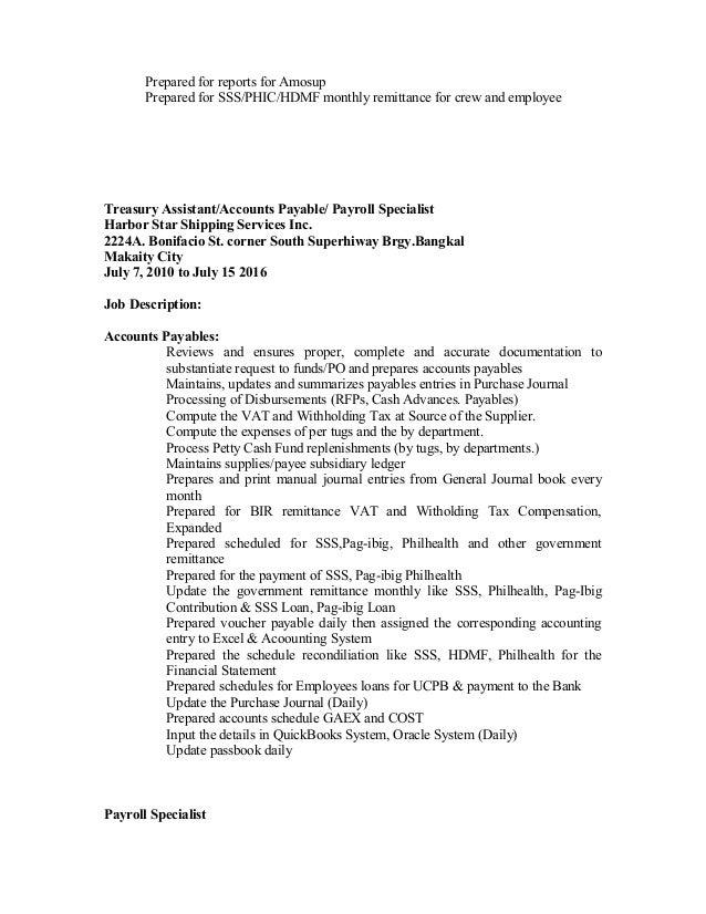 marites resume. Resume Example. Resume CV Cover Letter