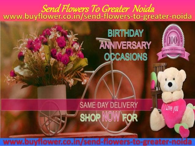 SendFlowersTo Greater Noida