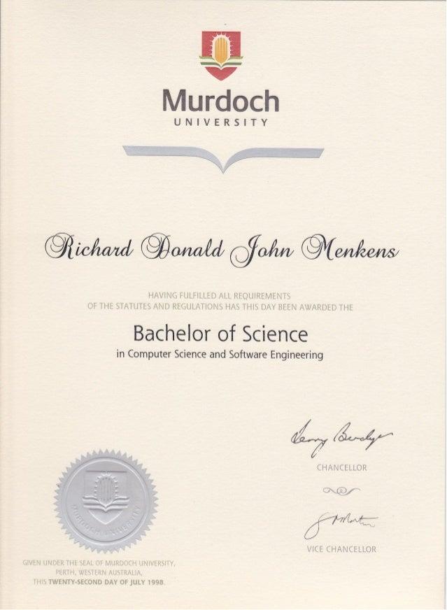 Richard Bsc Computer Science Software Engineering