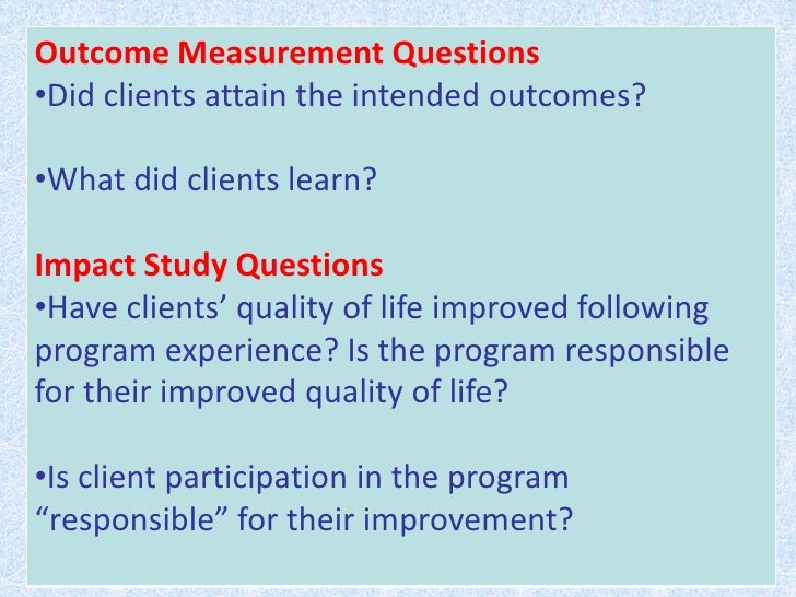 what measures are used to monitor and revise quality program implementation Strong monitoring and evaluation (m&e) systems can provide the information needed to assess progress, generate information for program management and decision making, and the approach is also iterative, in revisions can take place in earlier steps based on information gained in later steps go to:.