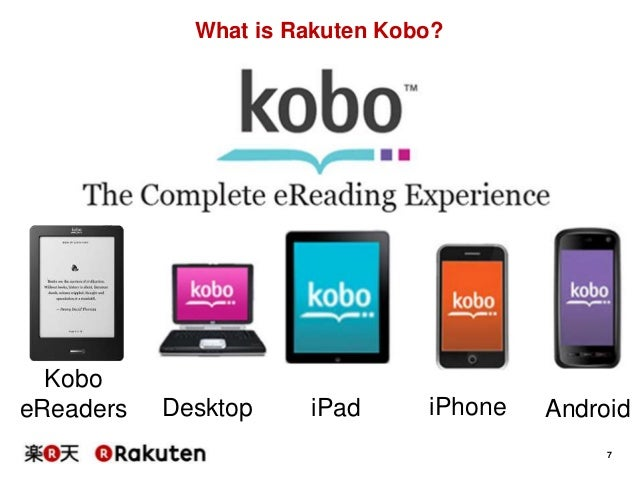 rakuten kobo ebook