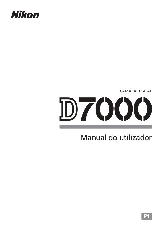 CÂMARA DIGITAL Pt Manual do utilizador