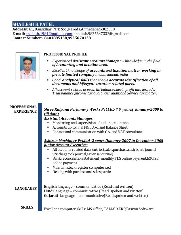 Updated Final Resume Copy