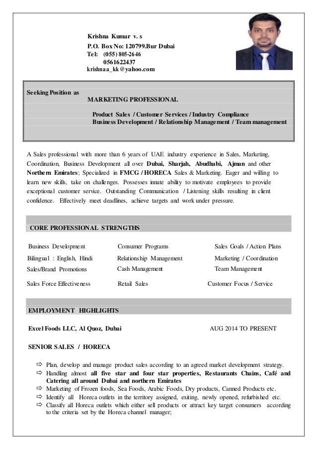 Resume _kk1