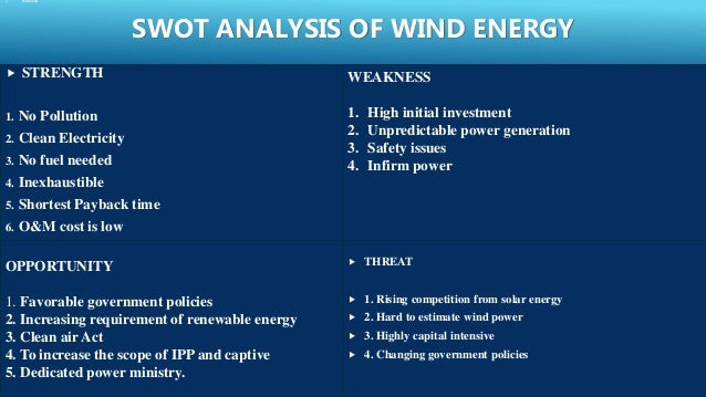 Wind Energy As A Sustainable Renewable Energy Final