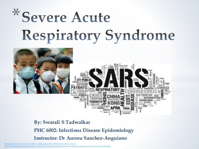 severe acute respiratory syndrome in taiwan essay Severe acute respiratory syndrome (sars) on march 14, 2003, the ontario ministry of health and long-term care alerted health care providers about four cases of atypical pneumonia resulting in two deaths within a single family in toronto.