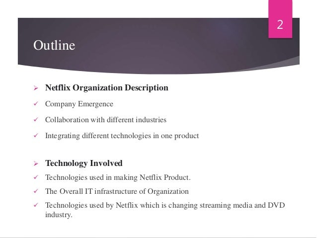 Netflix – A Game Changer in Internet streaming media Slide 2