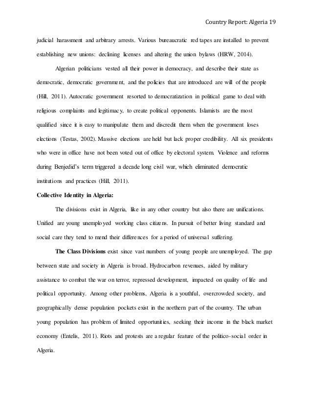 civil war report paper