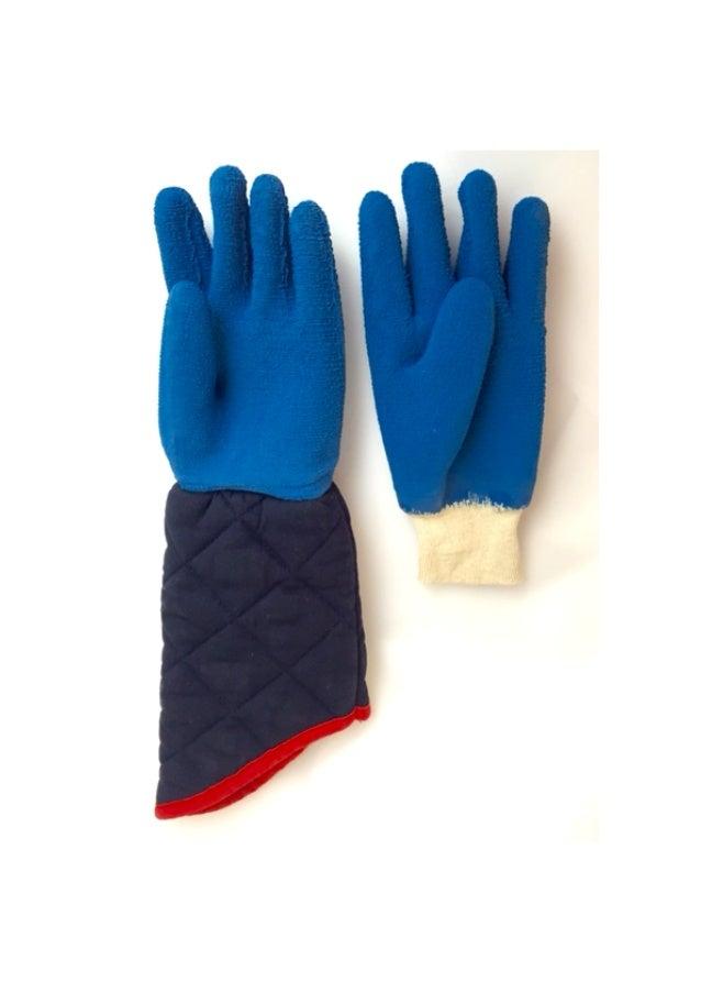 Oven Glove Long Short