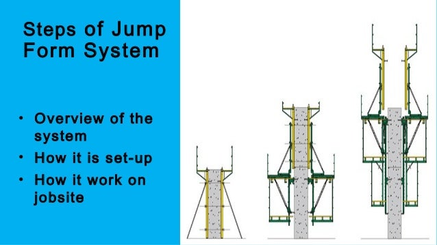 Concerte Jump Form Building Construction