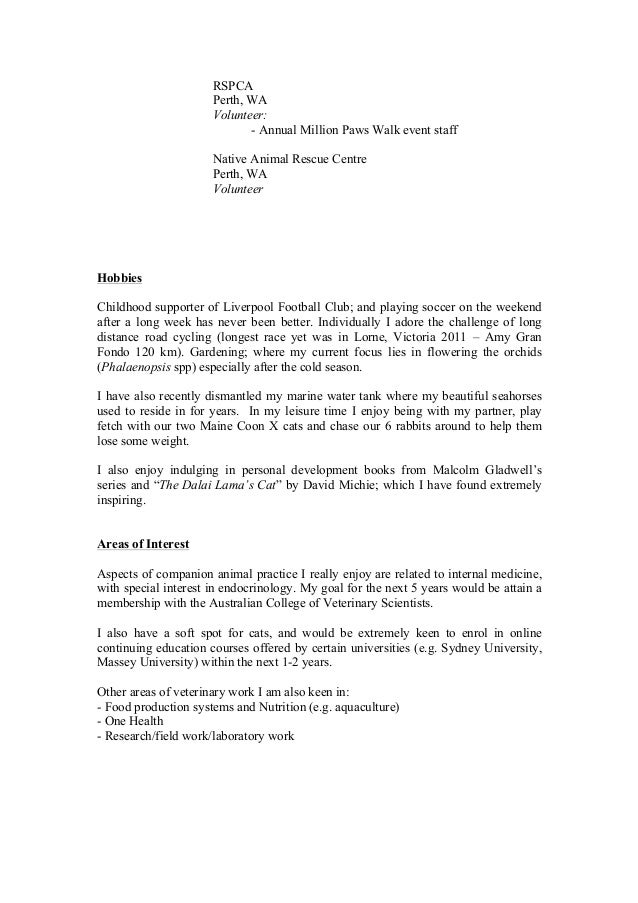 resume linkedin profile