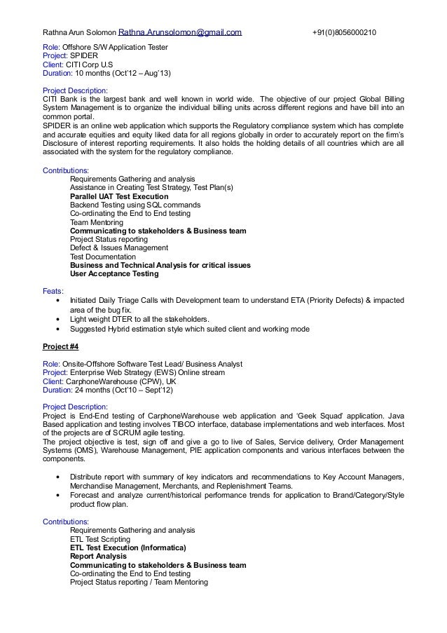geek squad resume example