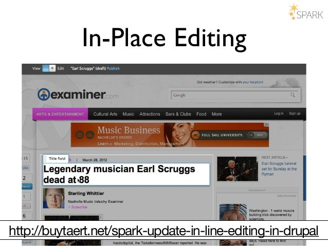 Content creation page++http://drupal.org/node/1510532