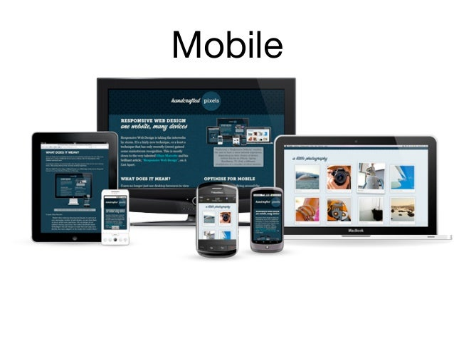 Mobile                      25X growth                   over next 5 years!All sitesAll CMS sitesAll Drupal sites
