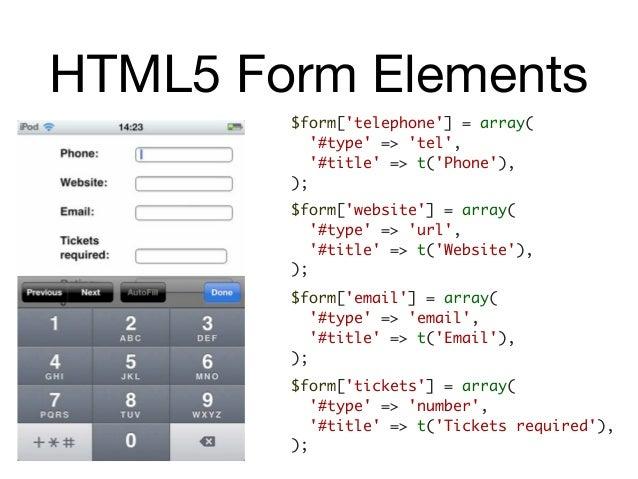 Standard Components http://jacine.github.com/drupal/demo/