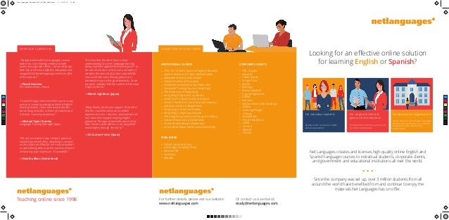 net languages brochure printable brochure new 2015 1