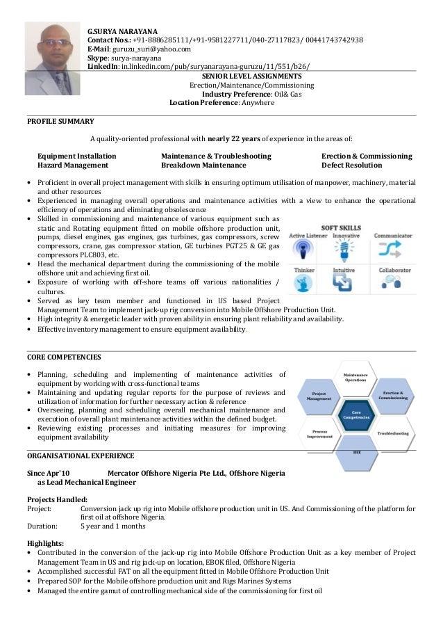 surya\'s resume