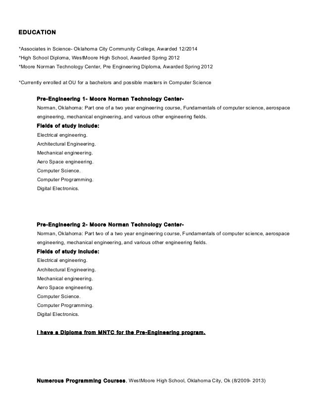 Resume Samples Business   Envato Tuts