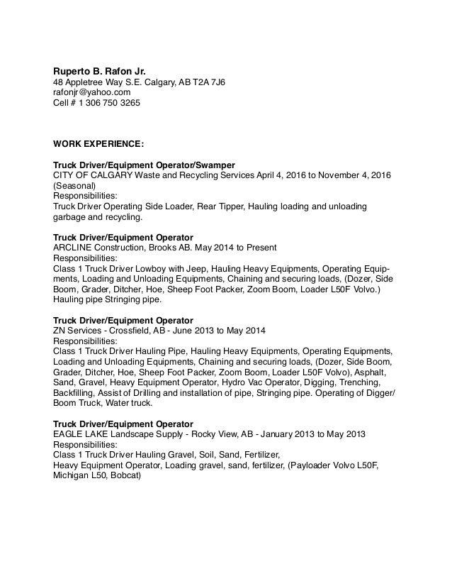class 1 resume pdf file 1