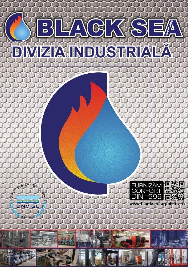 DIVIZIA INDUSTRIALĂ www.blackseasuppliers.ro