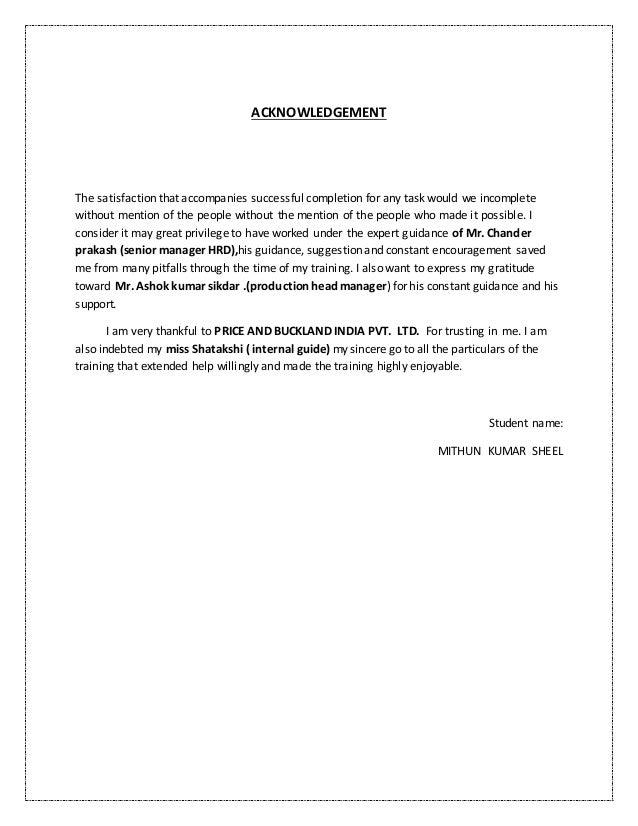 Project pdf welfare employee report