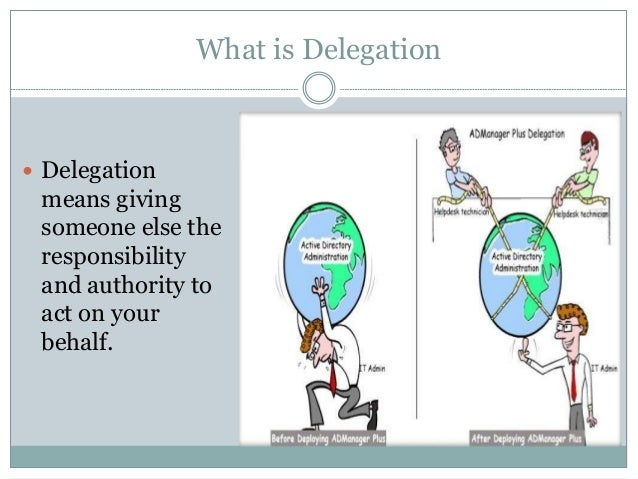barriers to effective delegation What are the barriers to delegation and how do we break through them  the  team or the manager's ability, which will prevent them from delegating effectively.