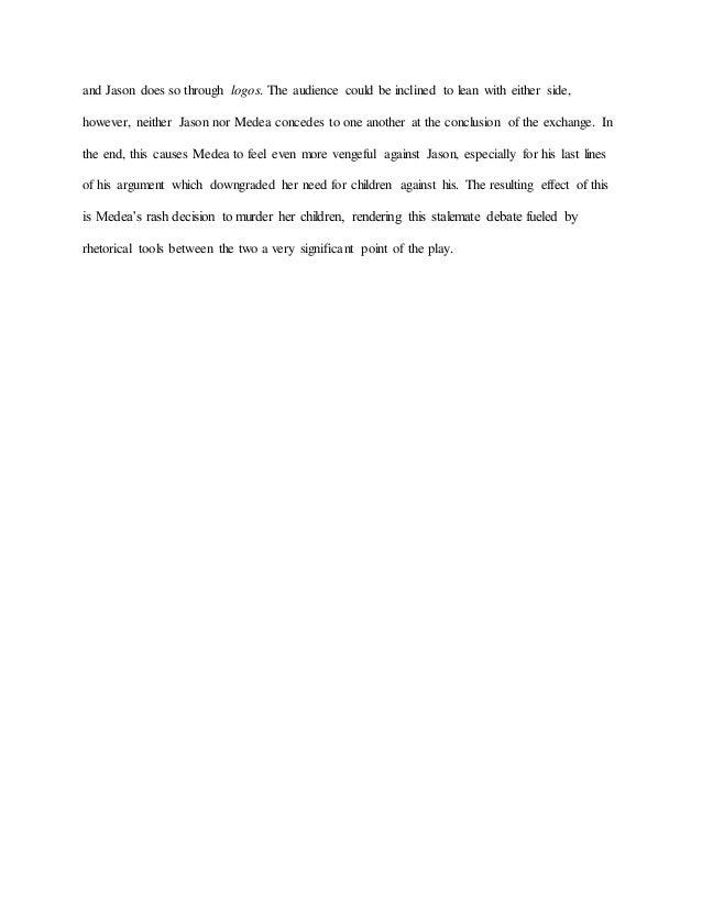greek writing class jason vs medea rhetorical analysis 4 and
