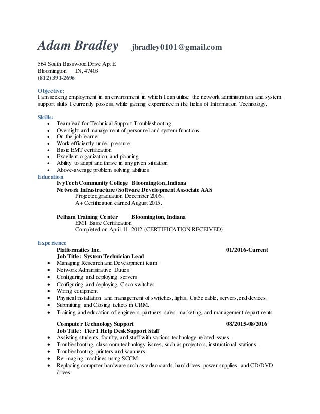 Jabcpin2792016 Resume