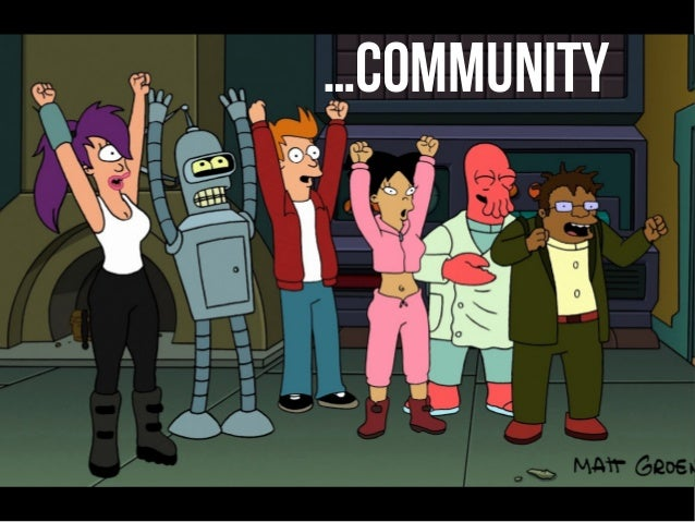 …Community